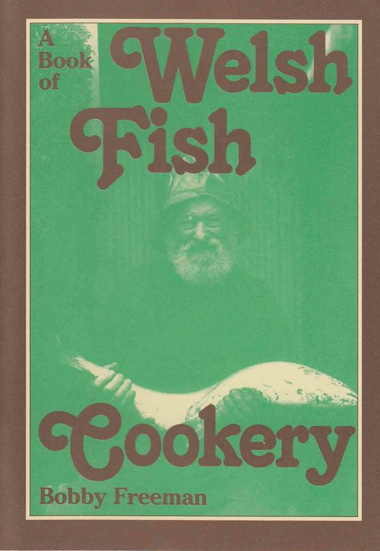 Llun o 'A Book of Welsh Fish Cookery' 